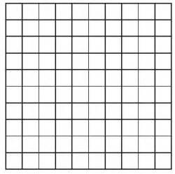 Blank hundredths grid best photos of blank 100 grid chart printable