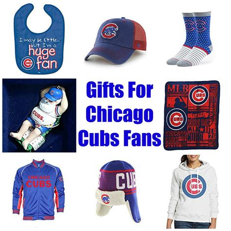 gifts for cubs fans 20 gifts for chicago cubs fans for