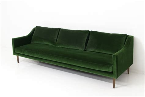 emerald green velvet sofa emerald green sofa go for the green sofa coco kelley thesofa