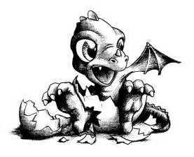cute baby dragon pictures cliparts co