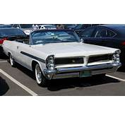 1963 Pontiac Bonneville Convertible Gwich Concours
