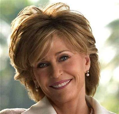 directions for jane fondas haircut spectacular jane fonda hairstyles curvy waves hair