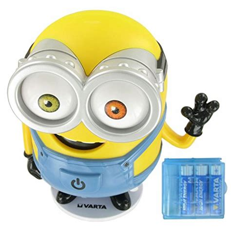 Minion Light by Light Minion Varta 6 6 Quot Led Automatic With Batteries