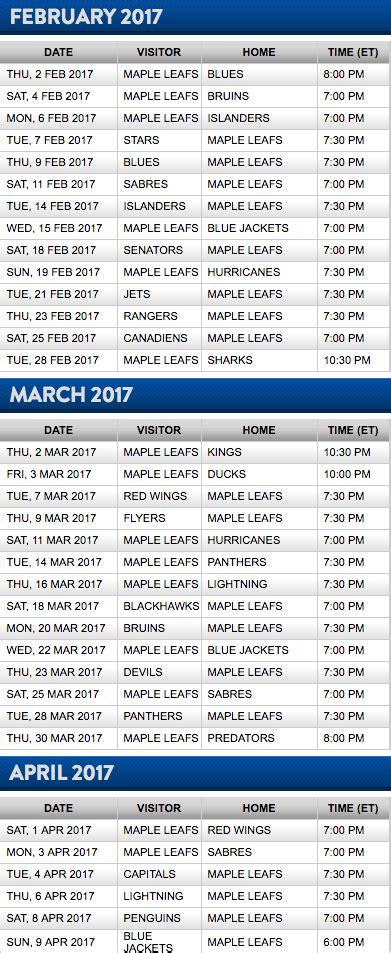 printable blue jackets schedule collection of blue jacket schedule nhl blue jackets