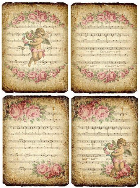 Jam Dinding Shabby Chic Motif Half Flower Dekorasi Rumah 4871 best printable images on
