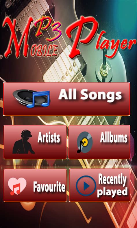 free mp3 downloads on mobile mobile mp3 player free android app android freeware