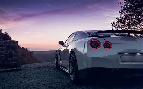white nissan gtr wallpaper white gtr wallpaper hd si4 cars