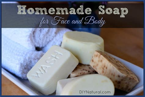 How To Make Handmade Soap At Home - how to make soap bar soap
