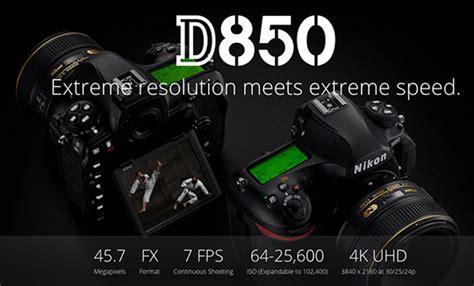 Resmi Kamera Nikon Dslr dibanderol rp 51 jutaan kamera dslr nikon d850 resmi hadir di indonesia oketekno