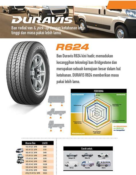 Terbaru Ban Brigstone 165 13 Duravis Promo Tomonet Bridgestone Authorized Outlet Memberikan Layanan