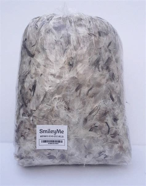 Feathers For Pillows by Bulk 100 Goose Fill Power 650 10 90 Goose
