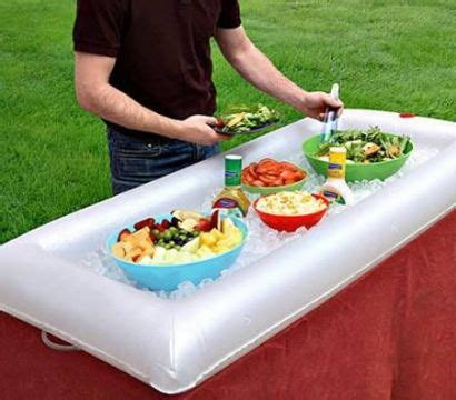 Salad Buffet Table The World S Catalog Of Ideas