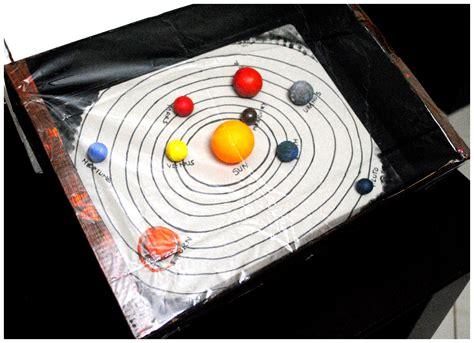 Handmade Solar System - solar system handmade 28 images diy solar system map
