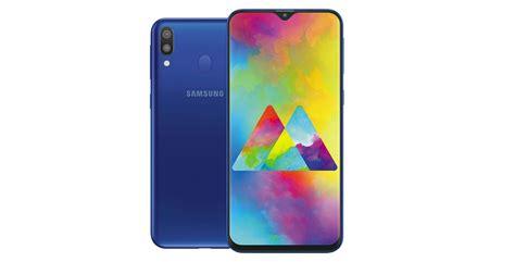 samsung reveals galaxy m10 and m20 budget smartphones