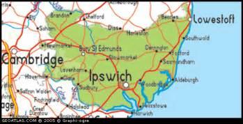 Suffolk England Map by Map Of Suffolk England Uk Map Uk Atlas