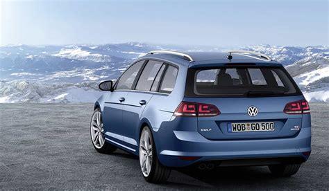Golf Auto Neu by Der Neue Volkswagen Golf Variant Auto Kombi