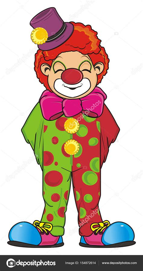 colored clown smiling colored clown stock photo 169 tatty77tatty 154872614