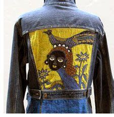 Gula Batik Dress 257 best denim and leather jackets images on