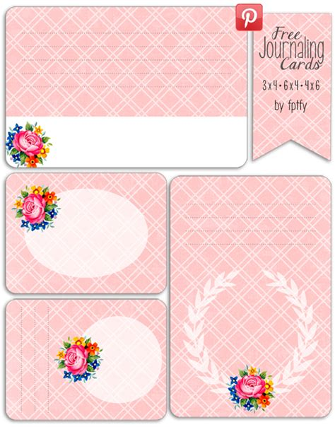 free printable birthday card inserts project life freebies free labels