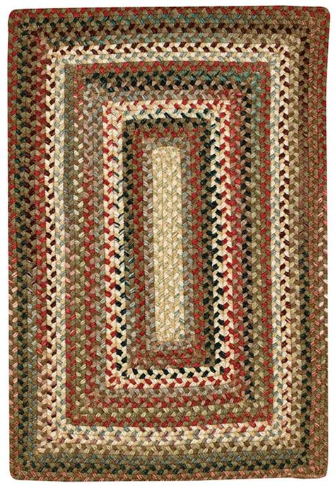 Country Rug by Capel High Country Braided Rug