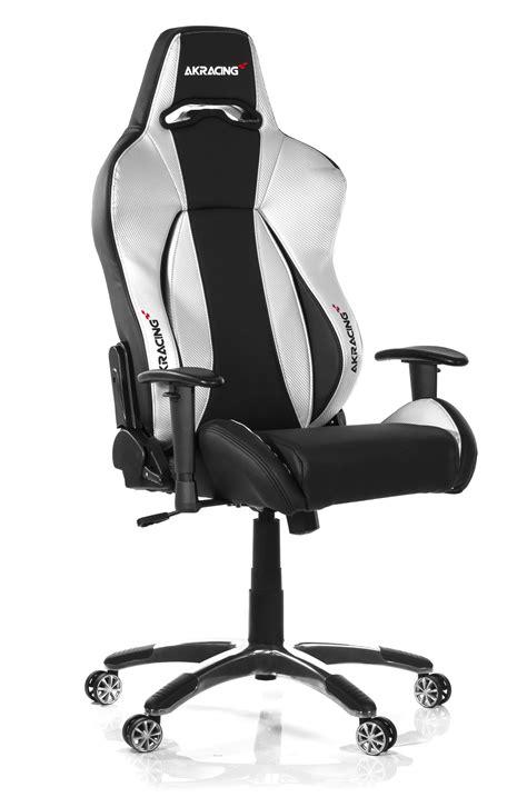Akracing Chair by Akracing Premium V2 Gaming Chair White