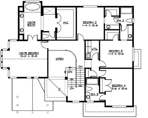 tandem garage plans plan 23350jd 3 or 4 car tandem garage house plans garage and tandem