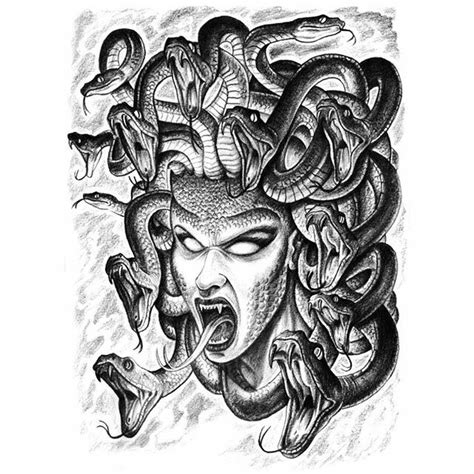 madusa tattoo madusa for ribs my tatts