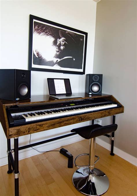 keyboard table for couch best 25 refinish piano ideas on pinterest