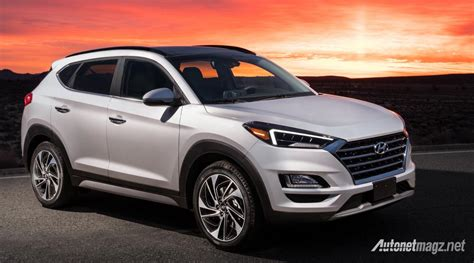 Kas Rem Belakang Hyundai Tucson hyundai tucson facelift 2019 gaya kian tajam dan mesin baru