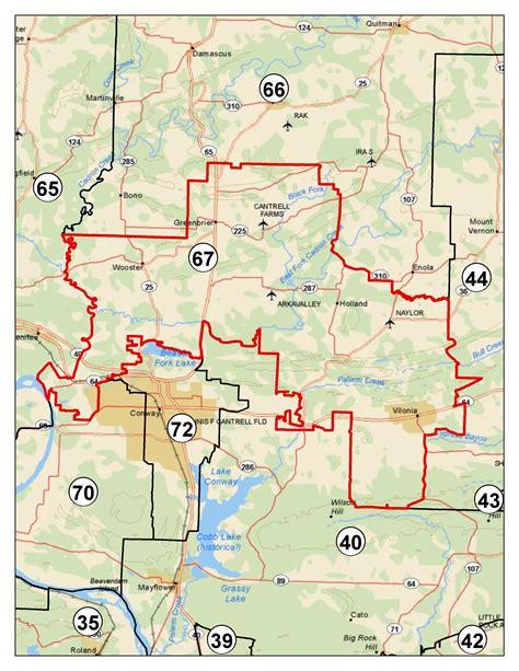 us representatives arkansas map district map state representative stephen meeks