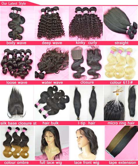 different loose wave hairstyles 2017 original brazilian human hair free sle 100