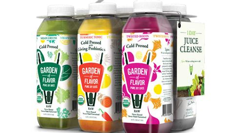 Juice Detox Packs by Eatclean Prevention