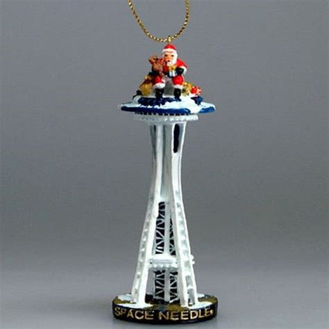 michael s company seattle souvenir christmas ornament