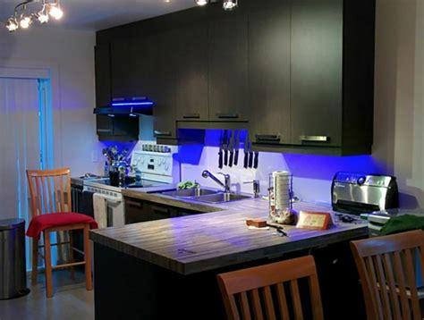 le cuisine led luminaire l 233 clairage led pour une ambiance cocooning et