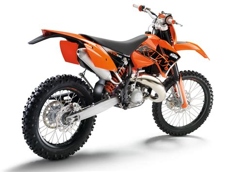 125cc Ktm Dirt Bike Ktm 125 Exc