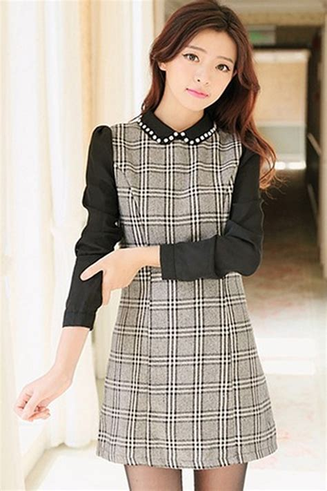 Lv 04 Tartan Tunik 27 gorgeous tunic dresses for stylish