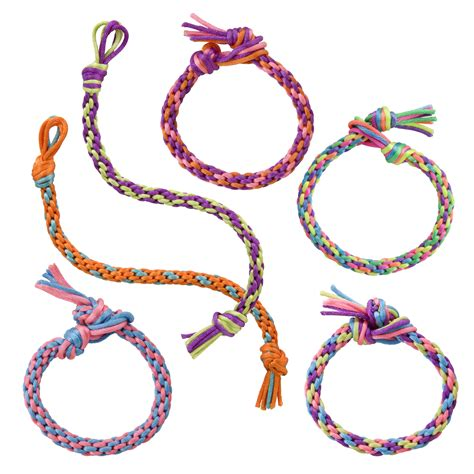 ALEX Toys Do it Yourself Wear BFF Cord Bracelets Jewelry   AlexBrands.com