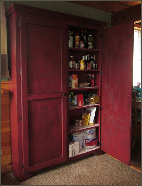Kitchen Pantry Cabinet Plans Diy Pantry Cabinet Plans Home Design Ideas