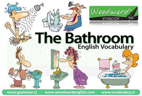 english word for bathroom bathroom english vocabulary vocabulario ingl 233 s el ba 241 o