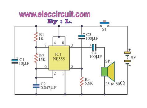 delighted buzzer circuit schematic contemporary