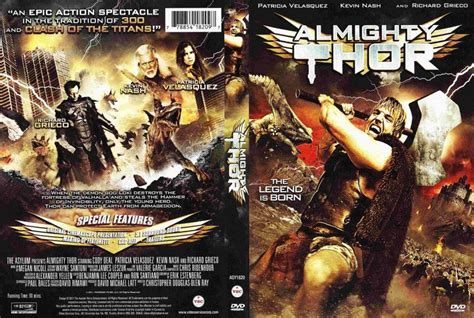 film almighty thor almighty thor movie dvd scanned covers almighty thor