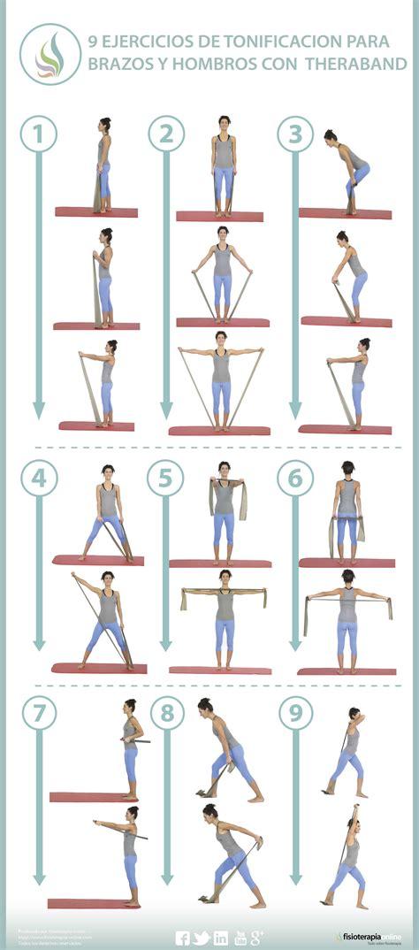 imagenes en latex posicion aprende a tonificar y potenciar tus brazos y hombros con