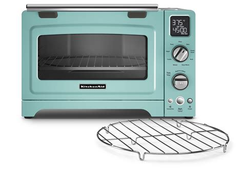 kitchenaid kco275aq convection digital countertop oven 12