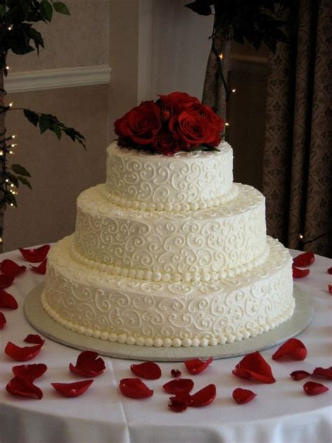 24 best butter frosting wedding cakes images on