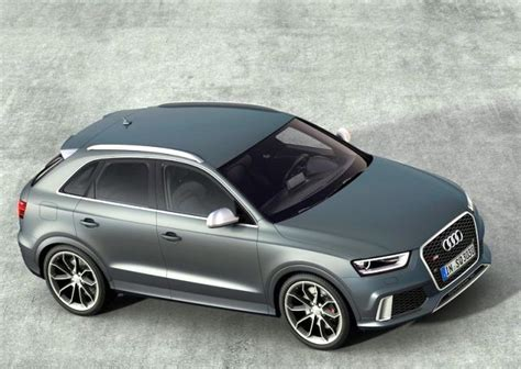 audi crossover 2014 2014 new audi rs q3 sport suv crossover