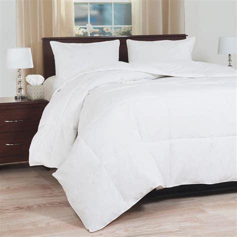 better than down comforter lavish home 2 piece chocolate sherpa fleece twin comforter