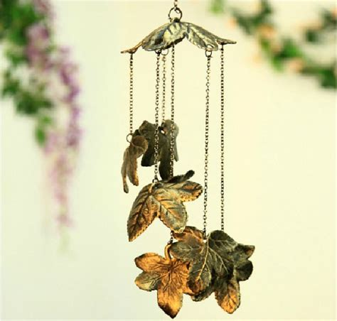 7 Pretty Wind Chimes by Iron Antique Imitated Wind Chimes 7 Beautiful