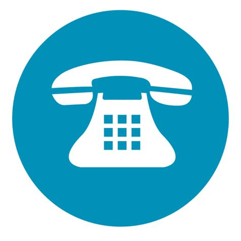 telephone  icon transparent png svg vector file