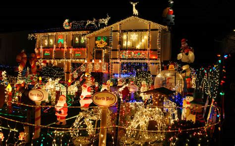 lower mainland holiday lights guide