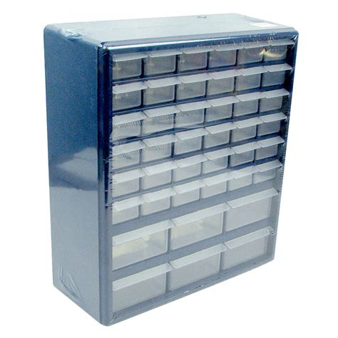 Hardware Storage Drawers by Deluxe 42 Drawer Hardware Storage Box Container Ebay